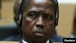 Shugaba Edgar Lungu da aka bayyana a matsayin wanda ya lashe zaben
