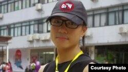 广东珠海人权活动人士甄江华(国际特赦网图片)