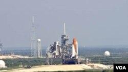 La NASA informó que hay un 60% de posibilidades de contar con tiempo favorable para el lanzamiento.
