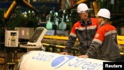 Nga nỗ lực tìm kiếm thị trường năng lượng mới sau phản ứng tiêu cực của phương Tây trước căng thẳng Ukraine.