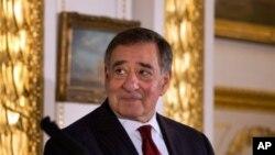 Menteri Pertahanan Amerika, Leon E. Panetta (Foto: dok).