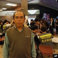 香港理工大學社會政策研究中心主任鍾劍華