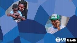 USAID tashkilotining raqamli texnologiyalar bo'yicha strategiyasiga oid banner