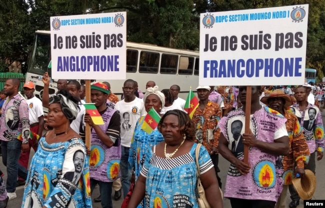 Image result for Cameroon's Military Makes Move on Separatist-held Villages