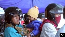 Ibu rumah tangga adalah orang dengan AIDS paling banyak kedua di Indonesia dalam 30 tahun terkahir.