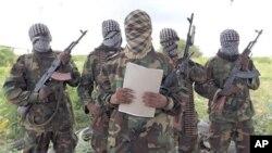 Al-Shabaab, Somalia.
