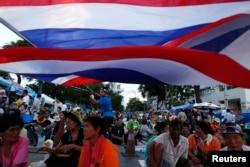 Khoảng 30 người đã thiệt mạng trong các cuộc biểu tình chống chính phủ kéo dài 6 tháng, dẫn tới chỗ Đại tướng Prayuth Chan-ocha chiếm quyền vào ngày 22 tháng 5.