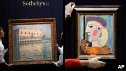 Можно ли поставить знак равенства между картинами Моне и Пикассо?