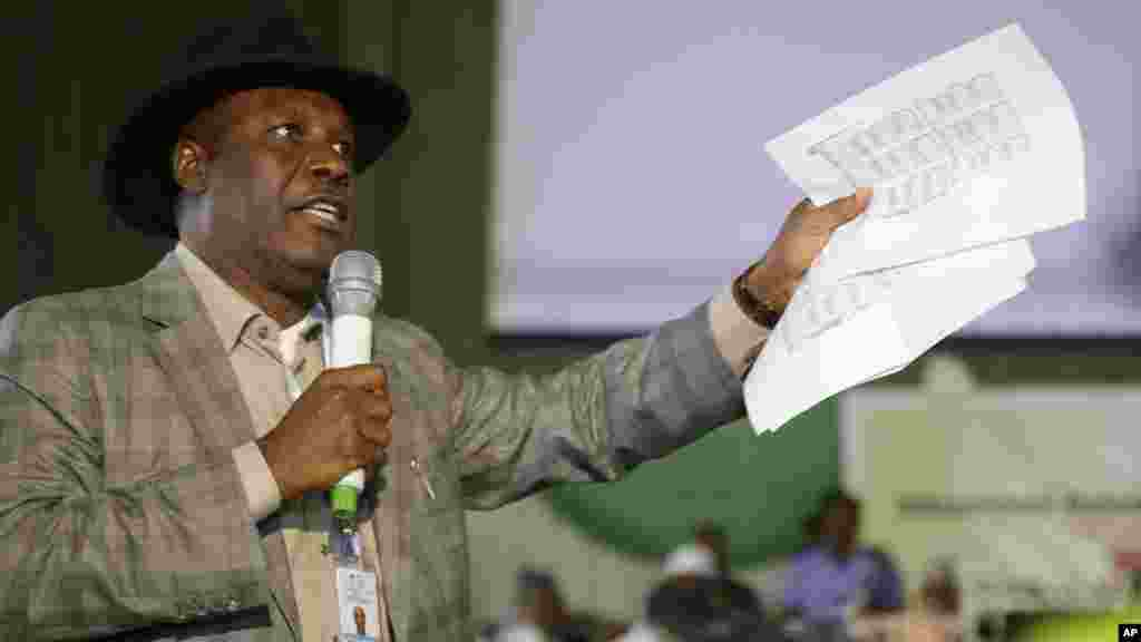 Godsday Orubebe daga PDP.