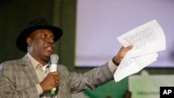 Godsday Orubebe na Jam'iyyar PDP.