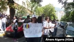 La opositora Mesa de la Unidad Democrática (MUD)realizó foros y asambleas ciudadanas en todo el país.