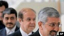 伊朗核官员参加与国际原子能机构会议