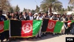 Anti Pakistan protest