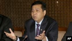 Ketua Dewan Perwakilan Rakyat RI, Setya Novanto (foto: dok).