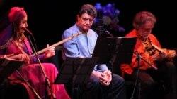 کنسرت محمد رضا شجریان و گروه شهناز