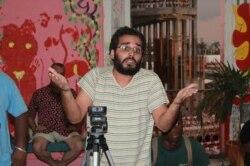 """Luaty Beirão: """"a justiça angolana não irá dar continuidade a esse tipo de perseguição"""""""