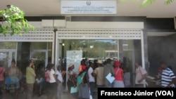 Primeira Conservatória do Registo Civil da Cidade de Maputo, Moçambique