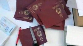 Maqedoni, akuza për falsifikim pasaportash