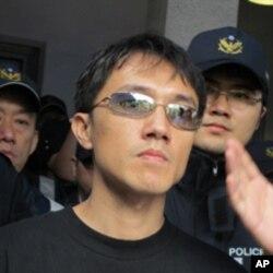 國際特赦台灣分會秘書長 楊宗澧