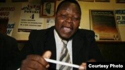 MDC 99 leader Job Sikhala