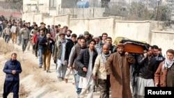 حملۀ روز شنبه در کابل یکی از مرگبار ترین حملات در ۱۷ سال گذشته در کابل به حساب می رود
