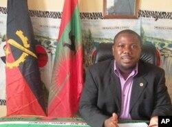 Secretário provincial da UNITA