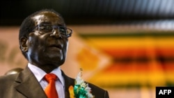 Robert Mugabe Yahoze ari Perezida wa Zimbabwe.