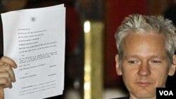 Osnivač Wikileaks-a Julian Assange