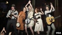 Las actuaciones de Taylor Swift sumaron para convertirla en la artista de mayor recaudación en 2011.