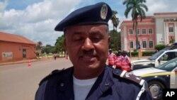 Intendente Mário Cordeiro Júnior, polícia de Trânsito de Malanje