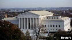 美国最高法院(资料图片)