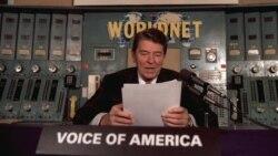 Quiz - America's President: Ronald Reagan
