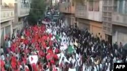 Suriyanın təhlükəsizlik qüvvələrinin Homs şəhərindəki reydləri iki nəfərin ölümü ilə nəticələnib