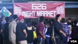 LA 626 Night Market