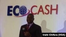 Isipthamandla se Econet Wireless uMnu. Douglas Mboweni