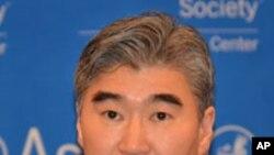 美国驻韩国大使金成 (资料照片)