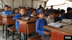 """وزرارت معارف افغانستان: """"فعلاً ما ۱۰،۵ میلیون شاگرد داریم و سالانه ظرفیت جذب ۱،۵ میلیون شاگرد جدید را داریم."""""""