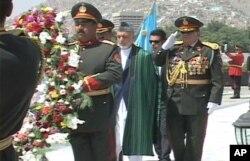 تجلیل مختصر استقلال افغانستان در کابل