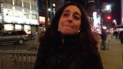 Black Friday Shopper Lisette Techeira
