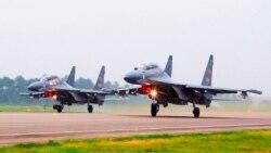 美國告誡中國不要對台灣施壓