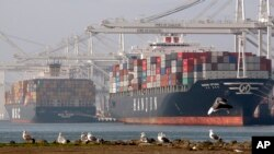 El déficil comercial de EE.UU. aumentó el año pasado a su nivel más alto desde 2012.