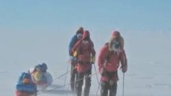 Južni pol: Norvežanin ponovo na krajnjoj južnoj tački