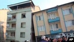 زلزله در شمالغرب ترکیه و تلفات ناشی از آن