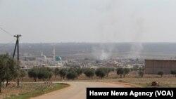 Turkish Artillery Attacks
