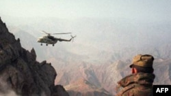 Кыргызстан и Таджикистан провели совместные военные маневры