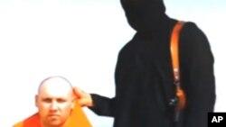 Le journaliste Steven Sotloff, tués par des djihadistes (AP)