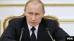 PM Rusia Vladimir Putin menolak negosiasi apapun dengan kelompok teroris.