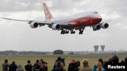 보잉 747 여객기 (자료사진)