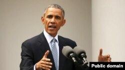 Presiden Amerika Barack Obama (Foto: dok).