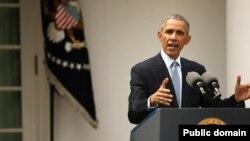 Discours de Barack Obama prononce le 2 avril 2015, Washington